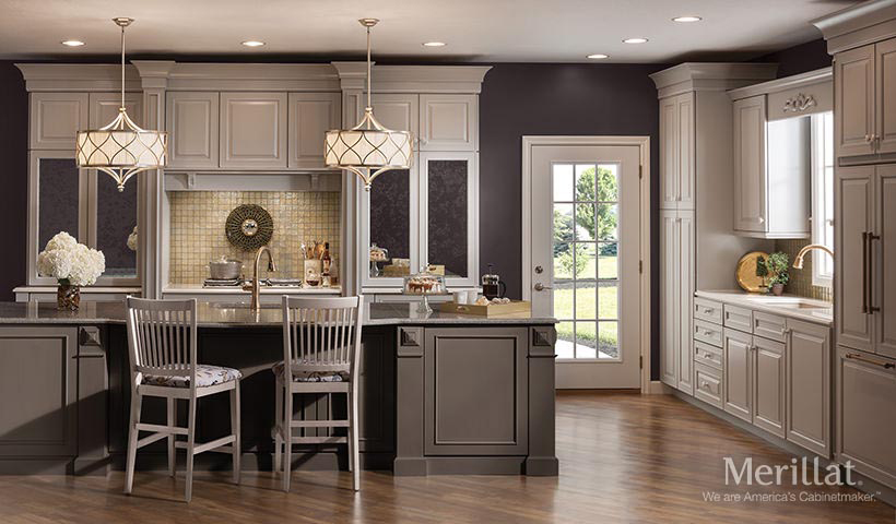 Beautiful Merilat #6: ... Merillat Kitchen Cabinets ...