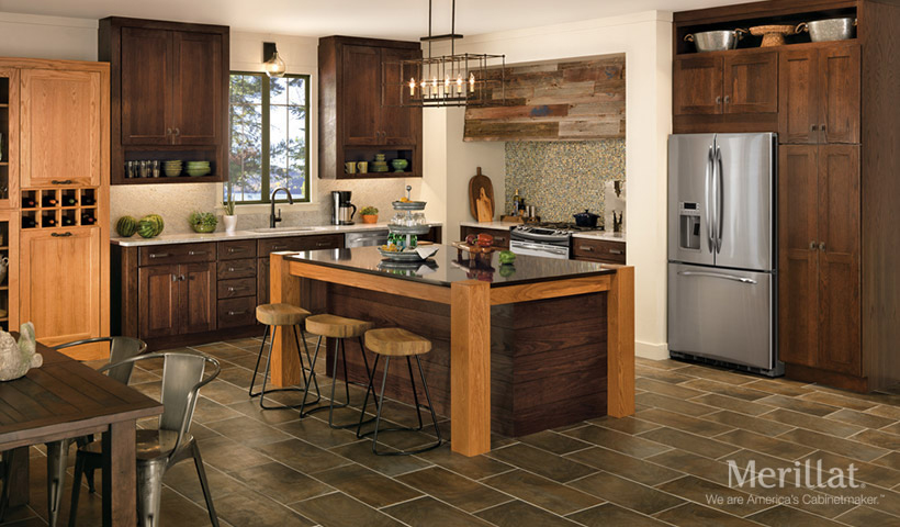 Merillat kitchen cabinets auburn hills lapeer mi for Kitchen cabinets quality levels