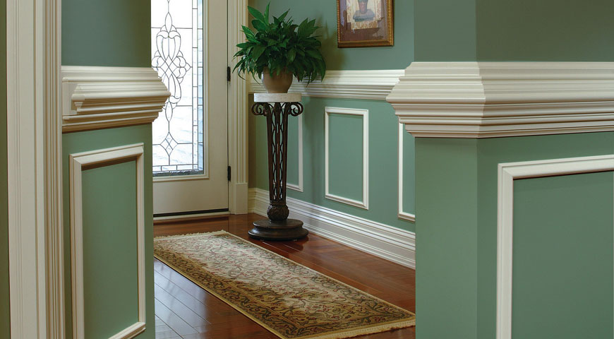 Empire Trim Mouldings