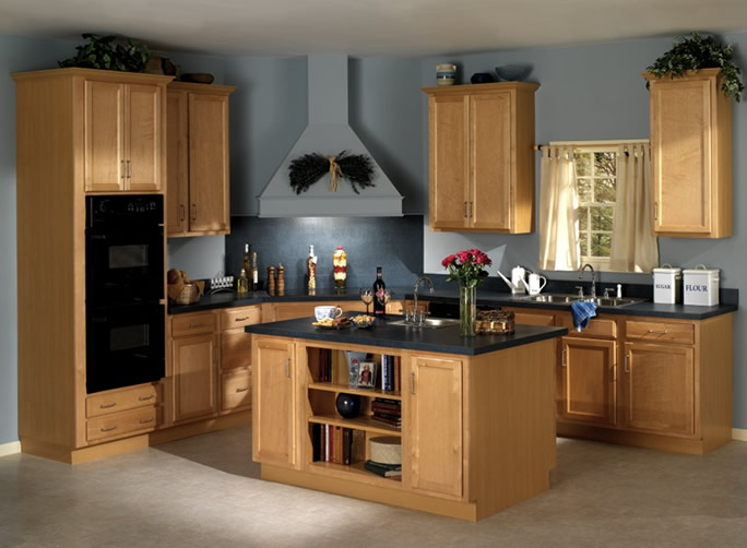 South Eastern Michigan S Premiere Kitchen: Woodstar Bathroom Cabinets At Church's Lumber Auburn Hills