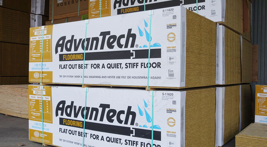 Advantech Lumber