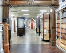 Churchs Lumber Auburn Hills Showroom
