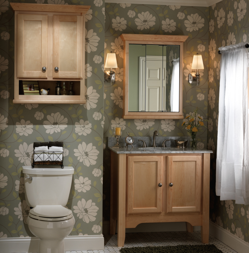 Merillat bathroom vanities cabinets auburn hills for Merillat kitchen cabinets