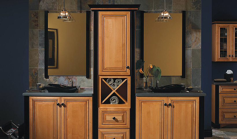 Merillat bathroom vanities cabinets auburn hills for Kitchen cabinets quality levels