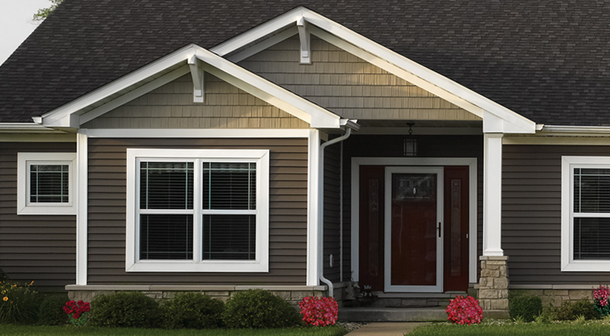 Certainteed siding exterior trim auburn hills lapeer mi for Certainteed siding