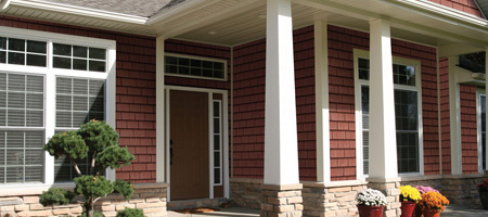 Grayne Exterior Siding Trim