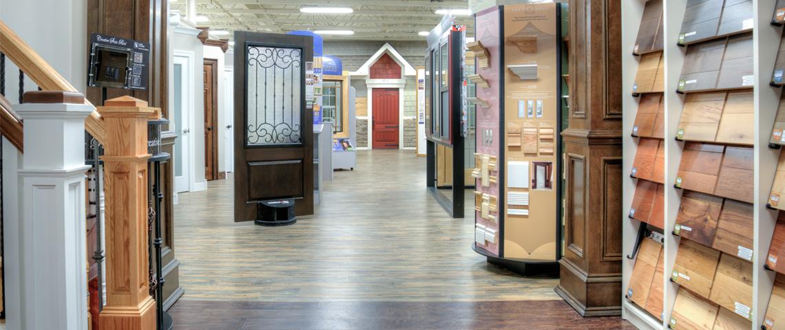 Churchs Lumber Auburn Hills Showroom