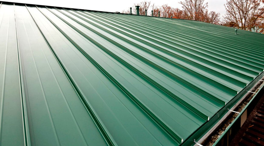Metals Sales roofing