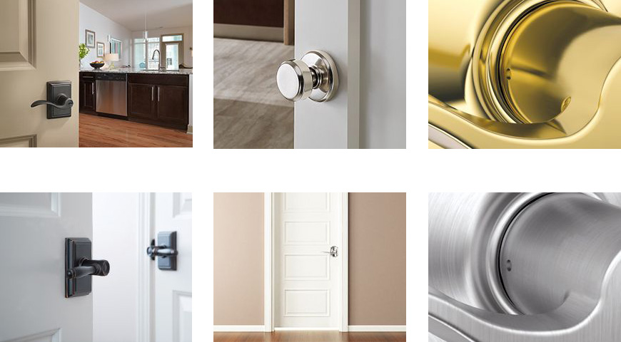 Schlage door hardwares