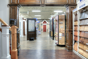 Church's Lumber Auburn Hills Showroom