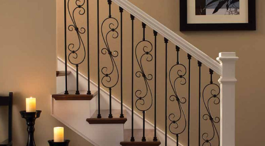 Creative Stair Parts