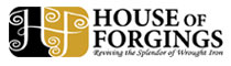House of Forgings Logo