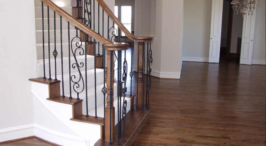 House of Forging Stair Rails