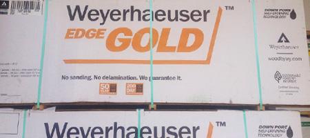 Weyerhauser Gold
