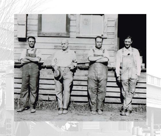 Churchs Lumber History
