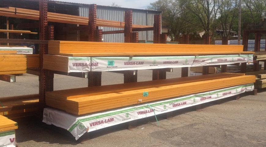 Versa Lam Engineered Wood